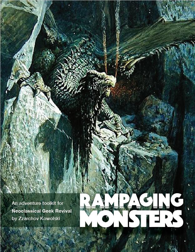 Rampaging Monsters
