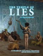 The Temple of Lies