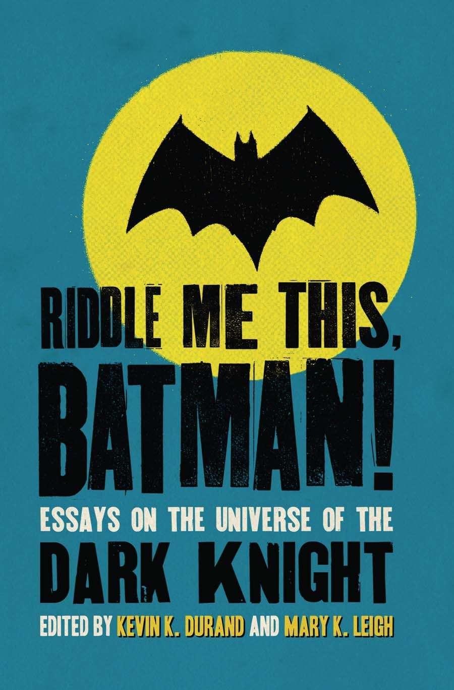 Batman Dark Knight Quotes