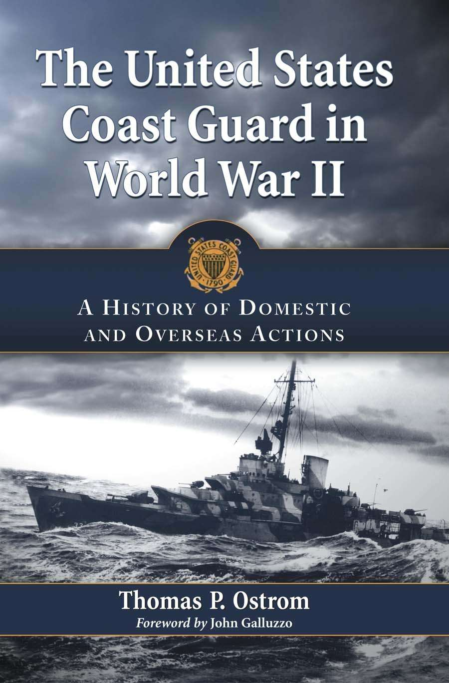 Home Security Ratings >> The United States Coast Guard in World War II - McFarland ...