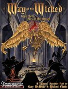 Way of the Wicked Book Three: Tears of the Blessed