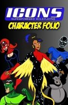 ICONS Character Folio