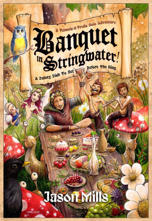 Banquet in Stringwater!
