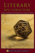 Literary RPG Structure