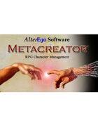 Metacreator: RPG Character Generator