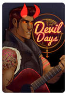 CHRONOS: Devil Days Skein Deck