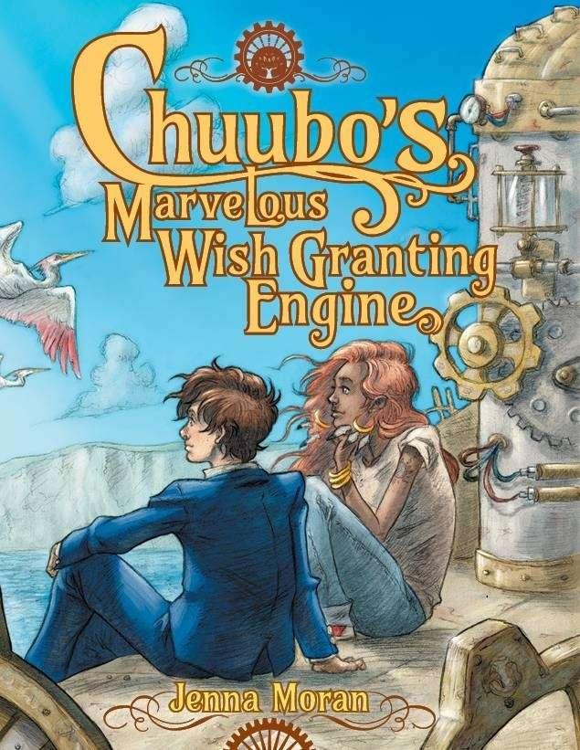 Chuubo's Marvelous Wish-Granting Engine