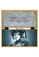 Chuubo's Marvelous Wish-Granting Engine: Issue Cards