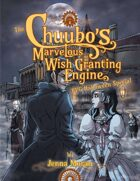 Chuubo's Marvelous Wish-Granting Engine RPG: Halloween Cards