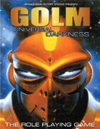 Golm Universal Darkness Core Rule Book