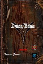 Demon, Babau (d6)
