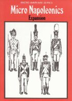 Micro Napoleonics Expansion