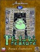 The Toad God's Treasure