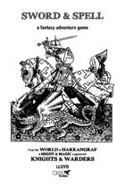 Sword & Spell - Might & Magic Supplement - Knights & Warders