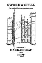 Sword & Spell - Supplement 1 - Harkangraf