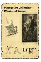 Vintage Art Collection: Warriors & Heroes