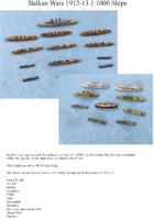 Balkan Wars Ships