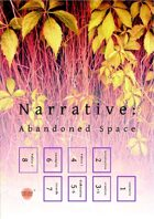 Narrative: Abandoned Space