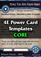 Tintagel's 4E Power Card Template (FULL)
