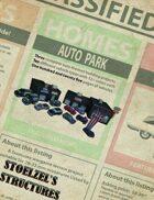 Auto Park Playset