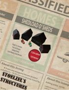 Shedload o' sheds