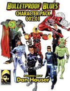 Bulletproof Blues Character Pack 002.01