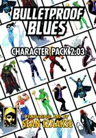 Bulletproof Blues Character Pack 002.02