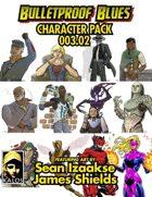 Bulletproof Blues Character Pack 003.02