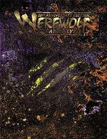 Werewolf: The Apocalypse 20th Anniversary Edition - Onyx