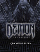 Demon: The Descent Quickstart
