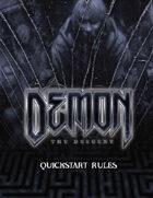 Demon: The Descent Quickstart