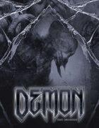 Demon: the Descent Storyteller's Screen
