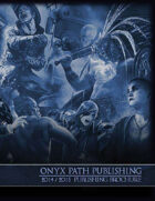 Onyx Path 2014-2015 Publishing Brochure