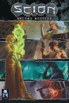 Scion Second Edition Poster