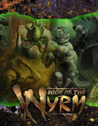 W20 Book of the Wyrm Wallpaper