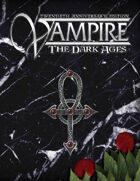 Vampire 20th Anniversary Edition The Dark Ages