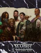 Vampire 20th Anniversary Dark Ages Wallpaper