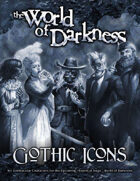 World of Darkness: Gothic Icons