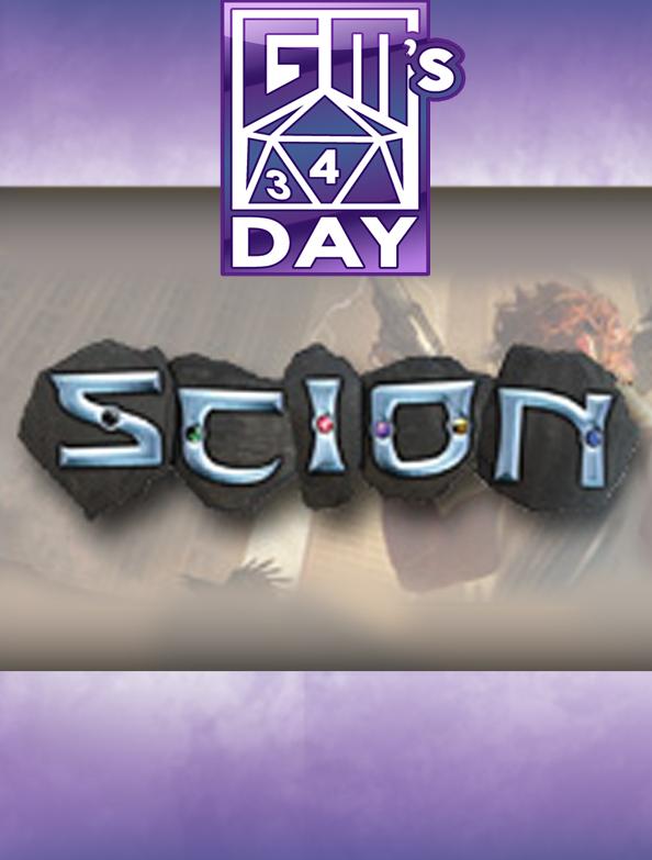 Scion 1e Complete Bundle Onyx Path Publishing Scion