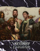 Vampire 20th Anniversary Edition The Dark Ages Storyteller Screen
