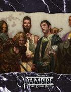 Vampire 20th Anniversary Edition: The Dark Ages Storyteller Screen