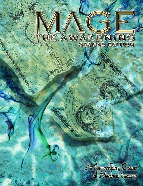 Mage the Awakening 2nd Edition