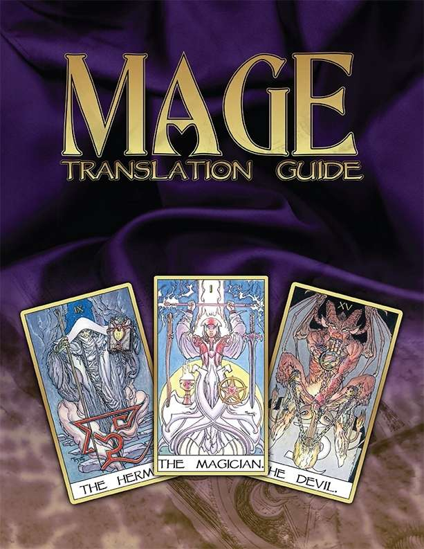 Mage Translation Toolkit Bundle Onyx Path Publishing Mage The