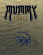 Starter Kit: Mummy: the Curse [BUNDLE]