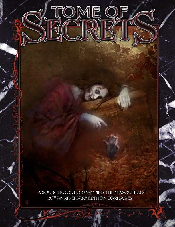 V20 Dark Ages Tome of Secrets