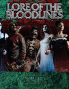 V20 Lore of the Bloodlines