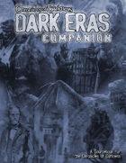 Chronicles of Darkness: Dark Eras Companion
