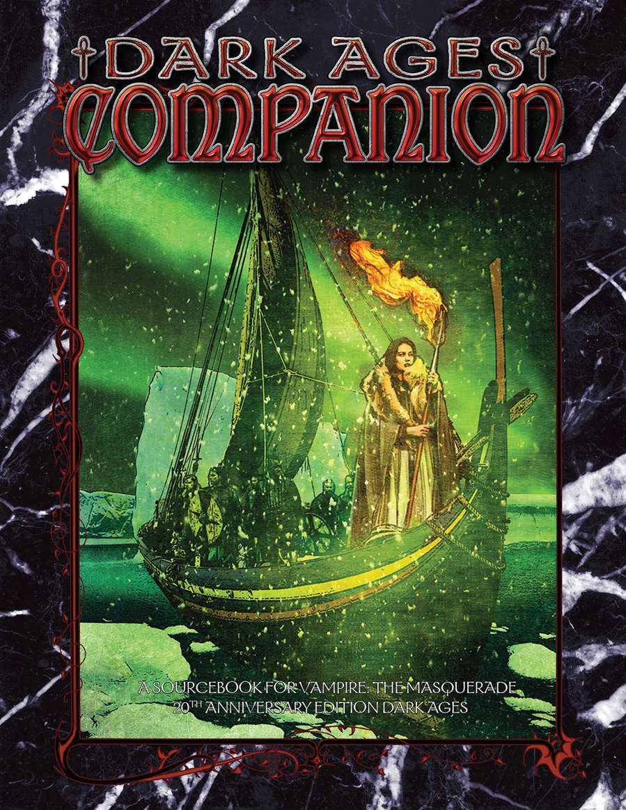 V20 Dark Ages Companion