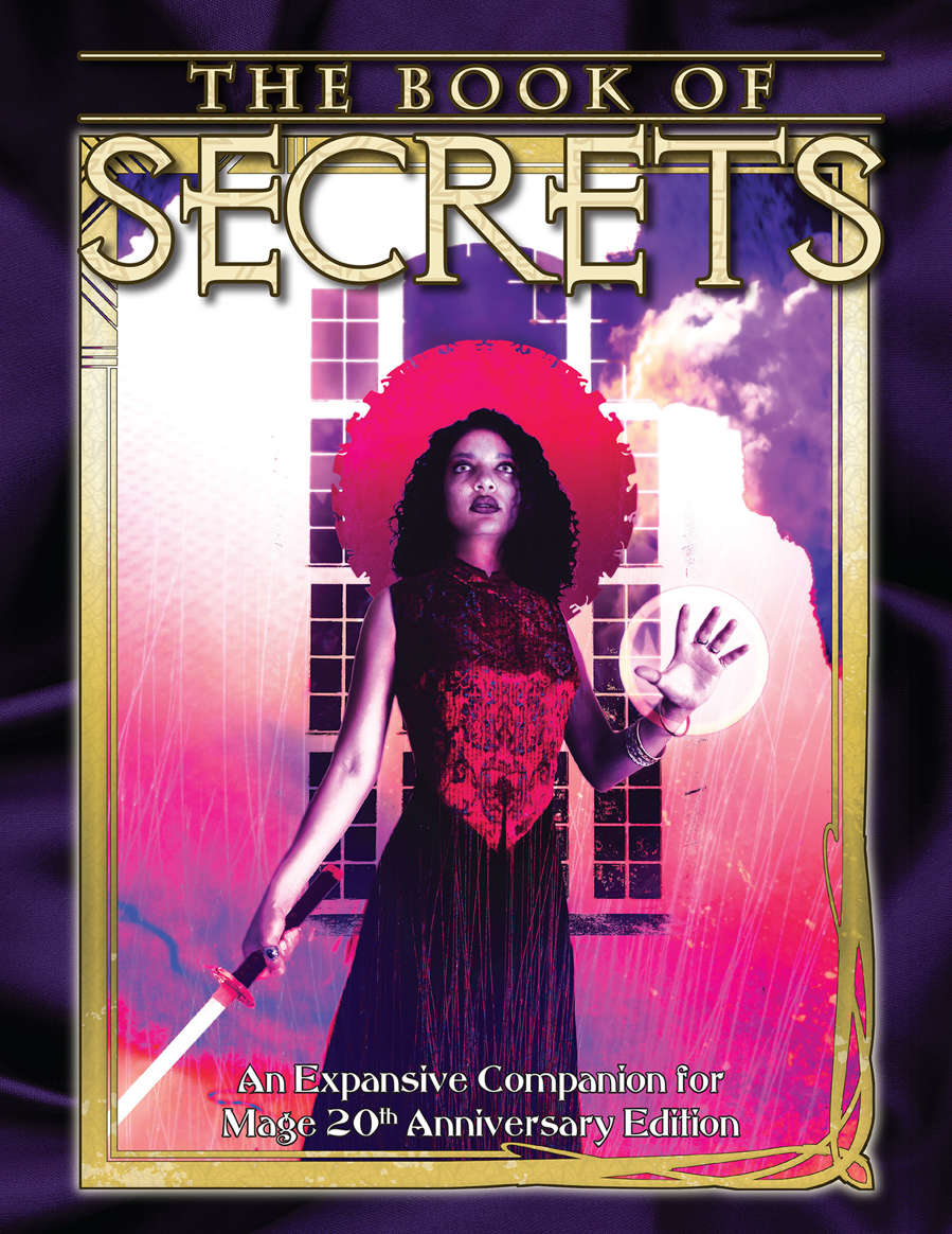 M20 Book of Secrets