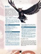 Hundred Devils Night Parade: Strix and Zicnal